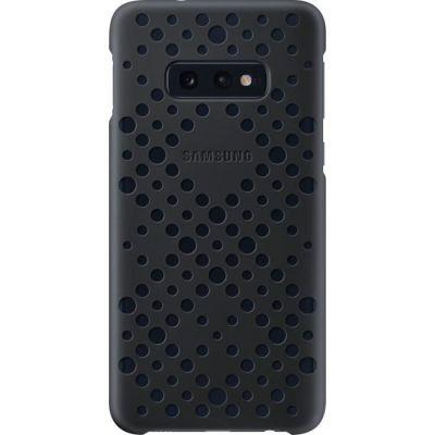 image Samsung Coque perforée x2 pour Galaxy S10e - Noir & Vert