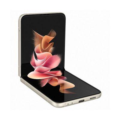 image Smartphone Samsung Galaxy Z Flip3 5G 128Go Crème