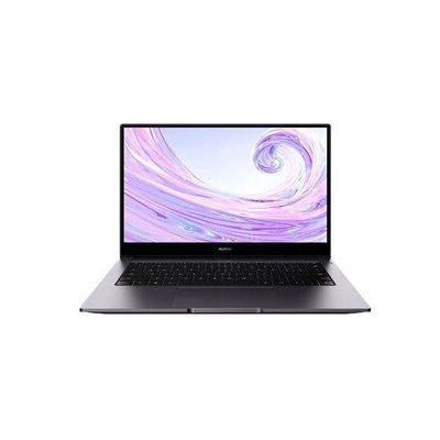 image HUAWEI MateBook D 14 Ordinateur Portable 14 pouces 1080p FHD (Intel Core i5-10210U, RAM 8 Go, SSD 512Go, Windows 10 Home, Clavier Français AZERTY), Gris