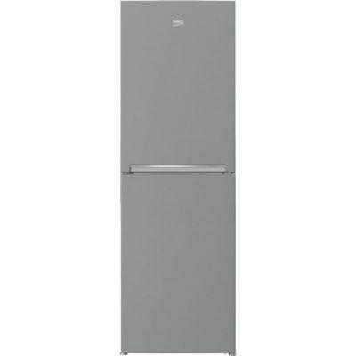 image BEKO RCHE390K30XPN - Réfrigérateur combiné pose-libre 324L (190+134L) - Froid ventilé - L59,5x H191cm - Inox