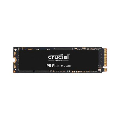 image Crucial CT1000P5PSSD8 SSD Interne P5 Plus 1To (PCIe 4.0, 3D NAND, NVMe, M.2) jusqu'à 6600Mo/s