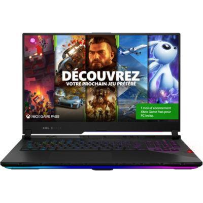 image PC Gamer Asus SCAR17-G733QM-HG025T