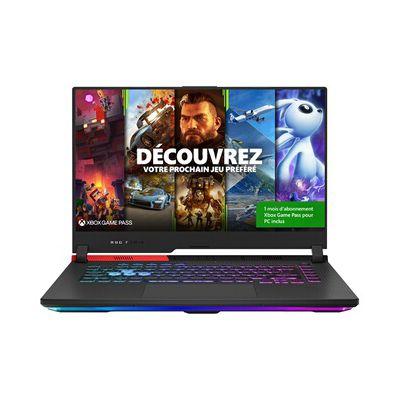 image PC portable Asus STRIX G15 G513QY-HQ008T
