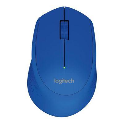 image Logitech M280 Souris sans Fil, 2,4 GHz avec Nano-Récepteur USB, Suivi Optique 1000 PPP, 3 Boutons, Batterie Longue Durée 18 Mois, Compatible avec PC/Mac/Ordinateur - Noire