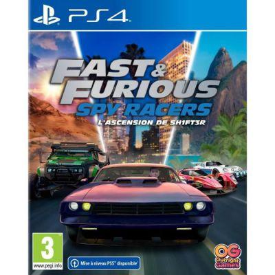 image Jeu Fast & Furious : Spy Racer - L'ascension de Sh1ft3r sur PS4