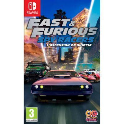 image Jeu Fast & Furious : Spy Racer - L'ascension de Sh1ft3r sur Nintendo Switch