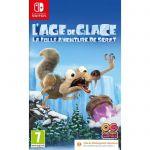 image produit Jeu L'Âge de Glace - La Folle Aventure de Scrat sur Nintendo Switch (Code dans la boîte)