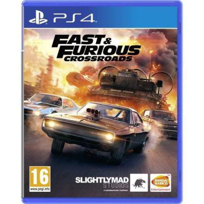 image Jeu Fast & Furious Crossroads sur PS4