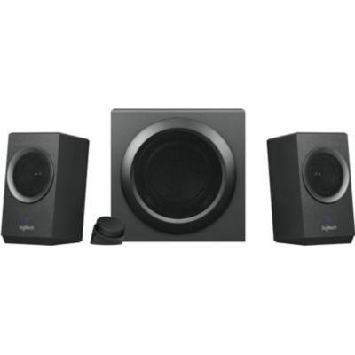 image Logitech Z337 Système d'enceintes Multimédia 2.1 avec Bluetooth, Noir