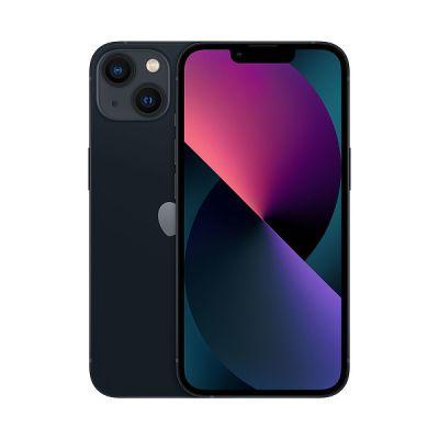 image Smartphone Apple iPhone 13 Minuit 128Go 5G