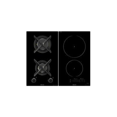image Sauter Plaque mixte SPI9332MB Noir