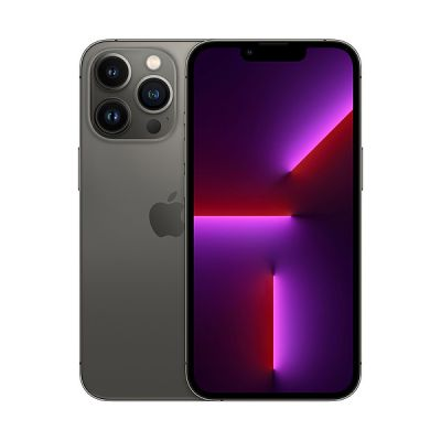 image Smartphone Apple iPhone 13 Pro Graphite 128Go 5G