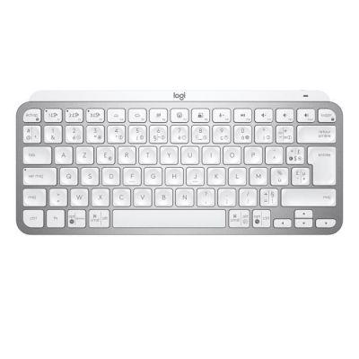 image Clavier sans fil Logitech MX Keys Mini GRIS PALE