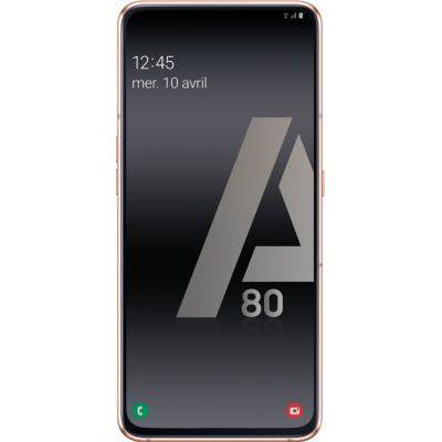 image Samsung Galaxy A80 - Smartphone 4G (6,7'' - 128GO - 8GO RAM) - OR - Version Française