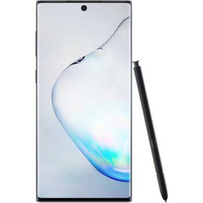 image Samsung Galaxy Note 10 - Smartphone Portable débloqué 4G (Ecran: 6,3 pouces - 256 Go - Double Nano-SIM - Android) - Noir - Version Française