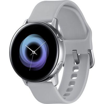 image Samsung - Montre Galaxy Watch Active - Argent Polaire - Version Française