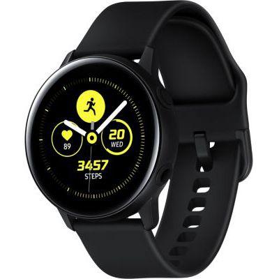 image Samsung - Montre Galaxy Watch Active - Noir Pure - Version Française
