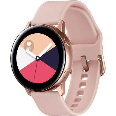 image Samsung - Montre Galaxy Watch Active - Rose Poudré - Version Française
