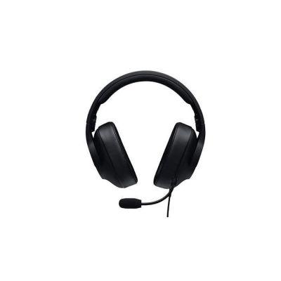 image Logitech G, Casque Gaming PRO (2e Génération), Confortable et Durable avec Transducteurs Audio PRO-G 50 mm, Aluminium, Acier et Mousse à Mémoire de Forme (pour PC, PS4, Switch, Xbox One, VR) - Noir