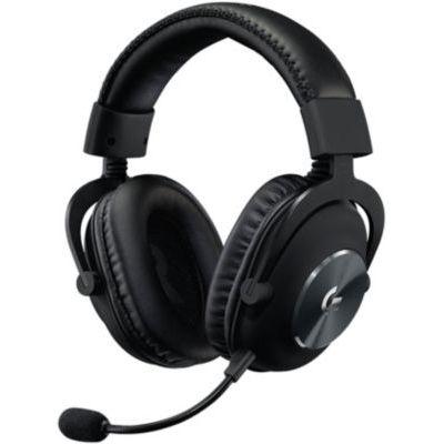 image Logitech G, Casque Gaming PRO X (2e Génération) avec BLUE VOICE, DTS Headphone:X 7.1 et Transducteurs PRO-G 50 mm (pour PC, PS4, Switch, Xbox One, VR) - Noir