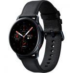 image produit Samsung - Montre Galaxy Watch Active 2 4G - Acier 40 mm - Noir Carbone - Version Française