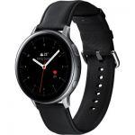 image produit Samsung - Montre Galaxy Watch Active 2 Bluetooth - Acier 44 mm - Argent Glacier - Version Française