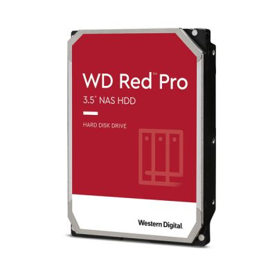 image Disque dur Western Digital WD Red Pro 16 To