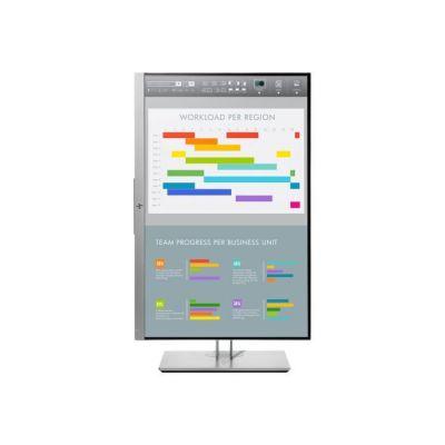 """image HP EliteDisplay E243i 24"""" Full HD IPS Noir, Argent écran Plat de PC - Écrans Plats de PC (61 cm (24""""), 1920 x 1200 Pixels, LED, 5 ms, 300 CD/m², Noir, Argent)"""