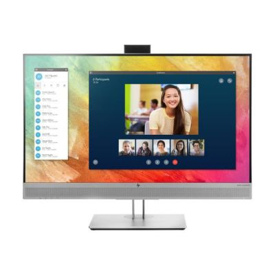 """image HP EliteDisplay E273m 27"""" Full HD IPS Noir, Argent écran Plat de PC - Écrans Plats de PC (68,6 cm (27""""), 1920 x 1080 Pixels, LED, 5 ms, 250 CD/m², Noir, Argent)"""