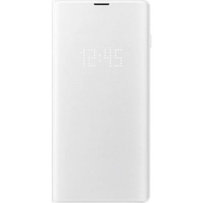 image Samsung LED View cover Blanc Galaxy S 10+