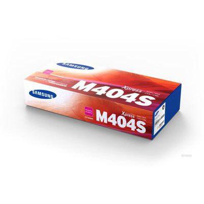 image Samsung CLT-M404S (SU234A) Cartouche de toner magenta, pour imprimantes SL-C430W, SL-C480W, SL-C480FW