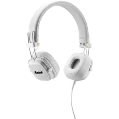 image Marshall Major III Casque Audio Filaire - Blanc