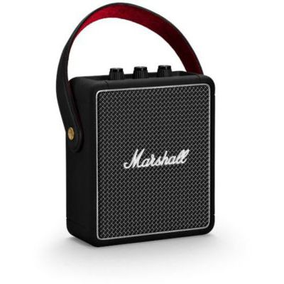image Marshall Stockwell II Enceinte Portable Bluetooth Étanche IPX4 - Noir