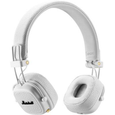 image Marshall Major III Casque Audio Bluetooth - Blanc