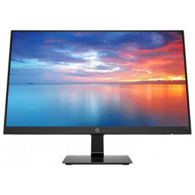 image HP Moniteur HDMI, VGA, 1920 x 1080, 60 Hz, 5 ms, rétroéclairage LED, 16:9 Noir 27 Zoll Noir