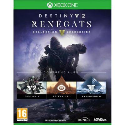image Jeu Destiny 2 : Renégats - Collection Légendaire Su Xbox One