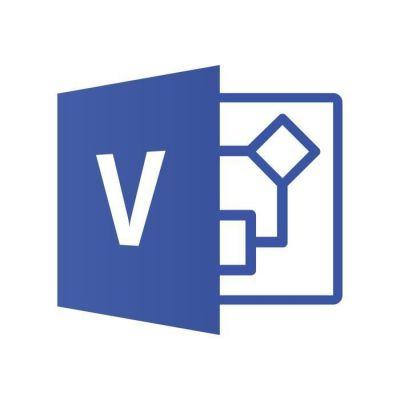 image Microsoft Visio Standard 2019 - Version boîte - 1 PC - sans Support - Win - français