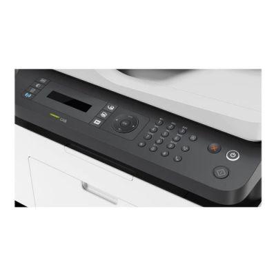 image HP Laser 137FWG Imprimante Laser Multifonction (Imprimante Laser, Copieur, Scanner, Fax, WLAN)