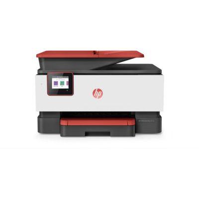 image HP OfficeJet Pro 9016 Corail Imprimante Tout-en-un (Jet d'encre, Couleurs, Wi-Fi, Jusqu'à 22 ppm, Recto-Verso, A4) - Instant Ink - Economisez jusqu'à 70% sur le prix de l'encre