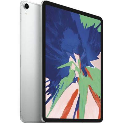 image Apple iPad Pro (11 pouces, Wi‑Fi + Cellular, 512Go) - Argent (2018)