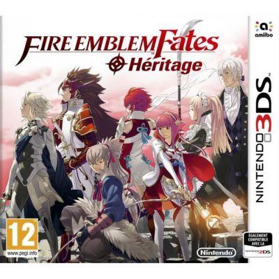image Fire Emblem Fates : Héritage Jeu 3DS
