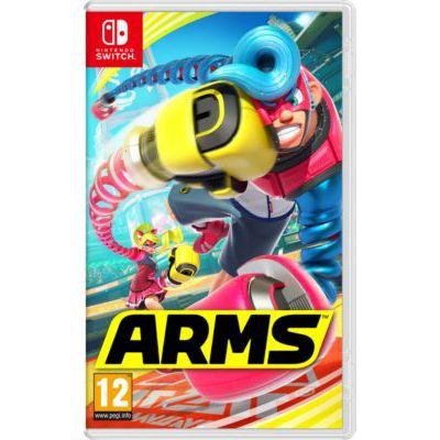 image Jeu Arms sur Nintendo Switch