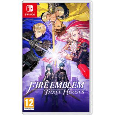 image Jeu  Fire Emblem : Three Houses sur Nintendo Switch