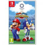 image produit Jeu Mario & Sonic at the Olympic Games Tokyo 2020 sur Nintendo Switch