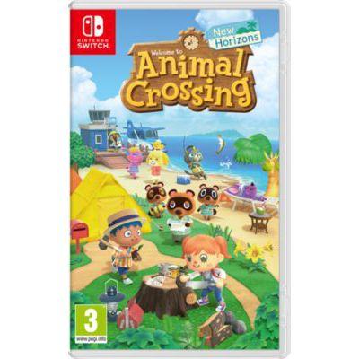 image Jeu Animal Crossing : New Horizons sur Nintendo Switch