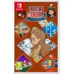 image produit Jeu L'Aventure Layton : Katrielle et la conspiration des millionnaires - Édition Deluxe sur Nintendo Switch - livrable en France