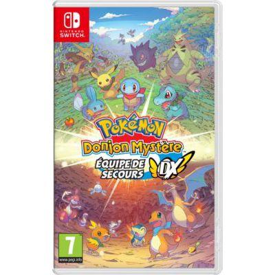 image Jeu Pokémon Donjon Mystère : Equipe de secours DX sur Nintendo Switch