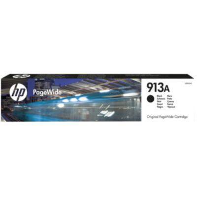 image HP913A L0R95AEcartouche Authentique, imprimantes HP PageWide 352/377 et PageWide Pro 377/452/477/552/577, Noir