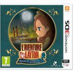 image produit Jeu L'Aventure Layton: Katrielle et la conspiration des millionnaires sur Nintendo 3DS - livrable en France