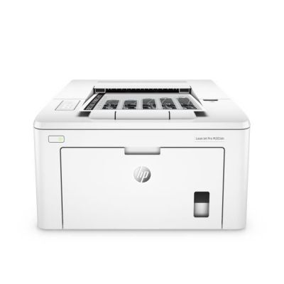 image HP LaserJet Pro M203DN Imprimante Laser Noir et Blanc (28 ppm, 1200 x 1200 ppp, USB, Ethernet)